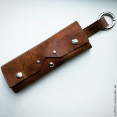 Genuine Leather.  Only handmade.