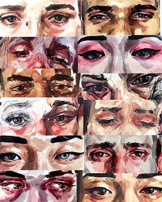 Human drawing, gcse art sketchbook, a level art, digital art tutorial, art Kunst Inspo, Art Inspo, Art Sketches, Art Drawings, Gcse Art Sketchbook, A Level Art Sketchbook Layout, Eye Painting, Wow Art, Art Plastique