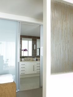 Opaque Glass Walls Design, Pictures, Remodel, Decor and Ideas - page 4