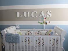 Fantastiche immagini su decorazioni pareti cameretta neonato