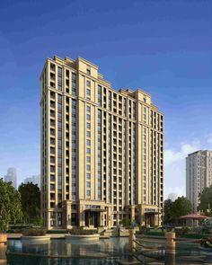 住宅,现代主义风格,18层 - archgo.cn