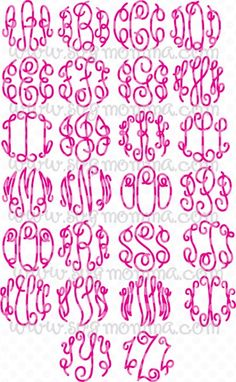 SVG Momma MG Font SVG Design ***TIP:To make the font bolder add an offset to it. I like to use in my Silhoette Studio software. Embroidery Monogram Fonts, Applique Monogram, Circle Monogram, Monogram Letters, Machine Embroidery Patterns, Embroidery Applique, Applique Momma, Large Wooden Letters, Satin Stitch