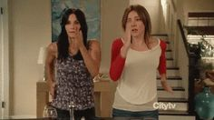"""How to run like Tom Cruise.   Community Post: 21 Life Lessons We Learned From """"Cougar Town"""""""