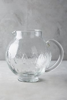 Granada Pitcher #anthropologie For my apartment inpink