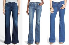 Love these bootcut jeans super casual but can be dressed up