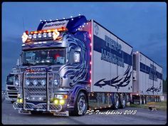 SCANIA R500 V8 Highline - Malmbergs - Sweden (3) by PS-Truckphotos, via Flickr