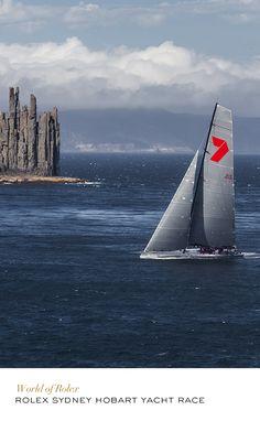 2013 Rolex Sydney Hobart Yacht Race. #Yachting #RolexOfficial