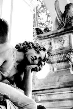dopediamond:  Dope Architecture Photo, Beautiful Architecture, Architecture Artists, Art Hoe, Angel Statues, Cemetery Art, Classical Art, Renaissance Art, Aesthetic Wallpapers