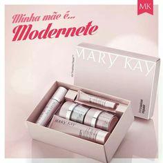 Minha mãe é Modernete com a Mary Kay!  #kit #timewiserepair #marykay #minhamãeémodernete