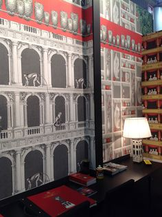 Amazing range of wallpapers from Cole & Son - Fornasetti II