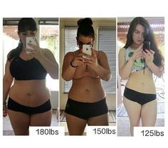 The Best Female Weight Loss Pics: This is part 4 of our fat loss motivation series.