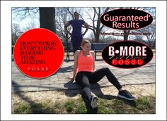 Learn some helpful tips about eating and exercise at www.bmorefitbody.com
