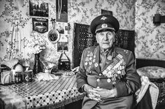 After Danish photographer Keen Heick-Abildhauge moved to Russia in 2009, it wasn't long before he fell in love with the vast diversity and beauty of the Russian people he encountered every day.