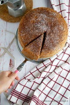 Hot Cappuccino Sponge Cake - Torta al caffè e latte caldo