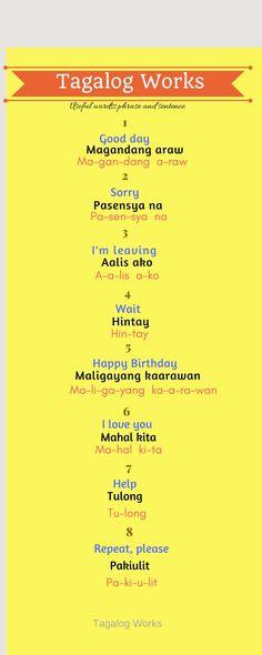 filipino tattoos ancient to modern pdf Tagalog Words, Tagalog Quotes, Reading Passages, Reading Comprehension, Filipino Words, Grade 1 Reading, Phrases And Sentences, Mahal Kita, Baybayin