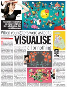 28 September 2015 Called the Emerging Artists' Collective, the purpose is to give a glimpse of careers 'off the beaten track' and educate the Indian audiences about the various possibilities in each field. Social Media Impact, All Or Nothing, Purpose, September, Youth, Track, Messages, Indian, Artists