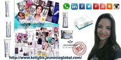 Magazines with Jeunesse Global's products featured.Jeunesse its my business.... And yours if you would like also!
