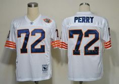 http://www.xjersey.com/bears-72-perry-white-big-number-mn-jerseys.html Only$34.00 BEARS 72 PERRY WHITE BIG NUMBER M&N JERSEYS Free Shipping!