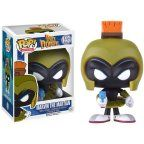 Marvin the Martian from the Looney Tunes series Duck Dodgers! Duck Dodger's nemesis, Marvin Martian, gets the Pop! The Duck Dodgers Marvin Martian Pop! Vinyl Figure measures approximately 3 tall and comes packages in a window display box. Figurines D'action, Pop Figurine, Looney Tunes, Pop Vinyl Figures, All Pop, Pop Up, Funko Pop Dolls, Funk Pop, Funko Figures