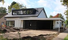 Bungalow Extensions, House Extensions, Devon House, Modern Bungalow Exterior, Shed Dormer, House Extension Design, Bungalow Renovation, Dormer Windows, Exterior Makeover