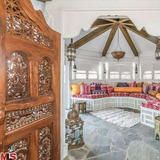 This is the unique Moroccan-style hookah lounge, based on the venue where Cannon reportedly proposed to Carey.   HGTV FrontDoor The Mariah Carey and Nick Cannon Mansion: East Coast Meets West Coast