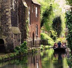 Кентербери, графство Кент, Англия