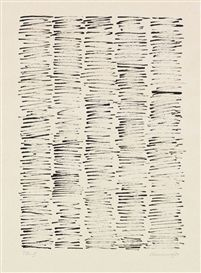 Jan J. Schoonhoven, T80-9, Made of Felt-tip pen drawing