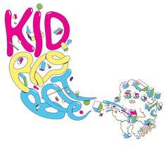 Illustration by Brosmind.   #Kidrobot #Tshirt #Illustration #Design #Fashion #Apparel #Typography #Brosmind