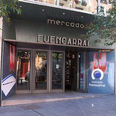 Mercado de Fuencarral. Madrid