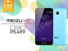 Meizu M2 is NOW AVAILABLE! Hurry before stocks run out!