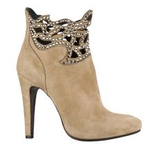 Another example of a shoe that you buy first and then the outfit!
