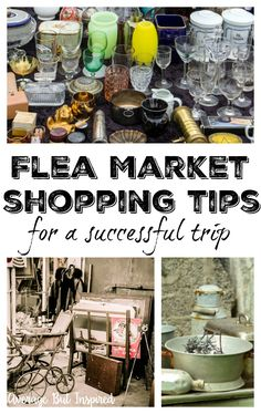 Market Shopping Tips So helpful! This post has TEN great tips to help you make your flea market shopping experience the best it can be!So helpful! This post has TEN great tips to help you make your flea market shopping experience the best it can be! Flea Market Crafts, Flea Market Decorating, Flea Market Style, Thrift Store Crafts, Flea Market Finds, Thrift Store Finds, Flea Markets, Thrift Stores, Thrift Store Shopping