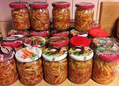 W garach u Gosi: Fasolka szparagowa z marchewką, jarzynka do obiadu W 6, Food, Essen, Meals, Yemek, Eten