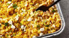 Chipotle Creamed Corn on the Grill Recipe - Tablespoon.com