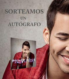 Sorteamos un autógrafo de Prince Royce, participa en http://xurl.es/0vbhc