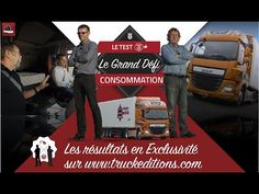 LE SECOND GRAND DEFI CONSOMMATION – Janvier 2016 - truck Editions