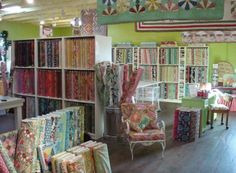 Love Valli & Kim Quilt Store in Dripping Springs I can't wait to see you ladies in April.