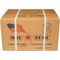 MRE STAR M-018 MRE Meal Ready to Eat Full Case 12 (without Heaters) for 2019 Meal Ready To Eat, Non Dairy Creamer, Emergency Food Storage, Survival Backpack, How To Make Snow, Mixed Fruit, Food Industry, Food Menu, Nutritious Meals