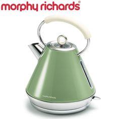 Morphy Richards Elipta 60s Pyramid Kettle