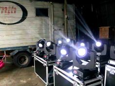 (30) MJB Sound System Beam 200 on the MOVE!!! - YouTube