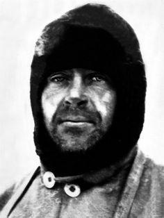Robert Falcon Scott (Antarctic Explorer).