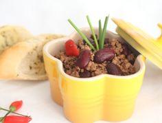 Chili con Carne mit Kakao und Cola - wie das geht findet ihr auf www.ichkoche.at