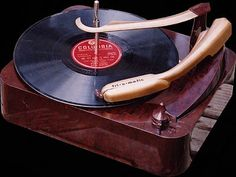 Columbia Records released the 33 1/3 LP in 1948.