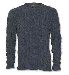 Barbour® Men's Rope Crewneck Sweater
