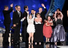 A picture is worth 1000 words! #BornThisWay #EmmysArts @RespectAbility #Winners