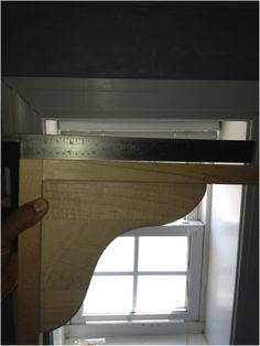 """Truth about corbels: """"We just feel that in 9 out of 10 situations ... a floating, invisible, sturdy metal support brace installation will look better, be safer, and cost less money and time."""""""