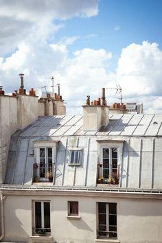 Rooftops Of Paris Windows France Home Houses Paris Roma, Paris Paris, Metro Paris, Paris Rooftops, Beautiful Paris, Belle Villa, Paris Ville, Paris Travel, France Travel