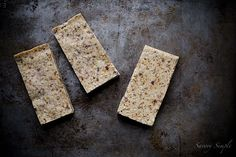 No-Bake Toasted Coconut Bars - Savory Simple