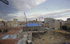 Vista d'insieme del cantiere M9 Alessandra Chemollo© Fondazione di Venezia…