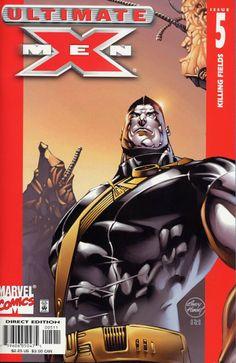 Ultimate X-Men 5 (04/2001 - 109,670)